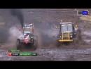 Гонки на тракторах Русское новое видео 2018