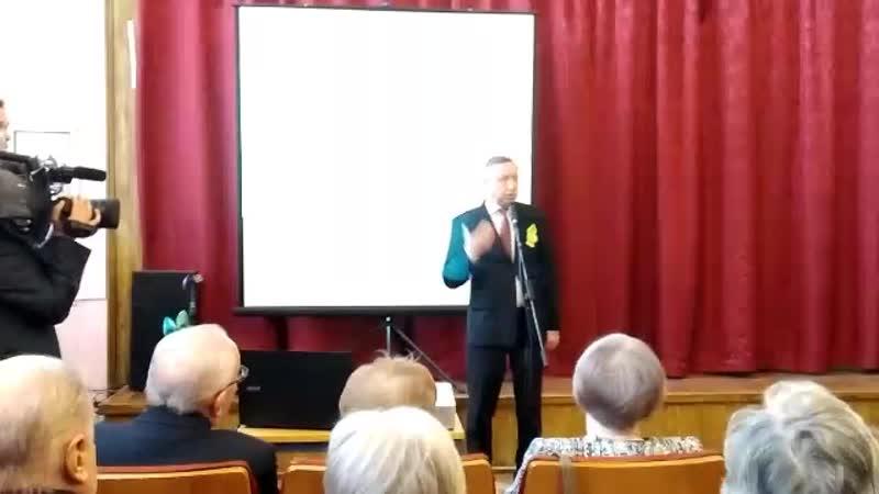 Беглов об организации празднования дня 75-летия снятия блокады Ленинграда