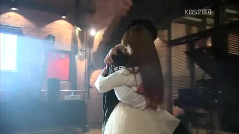 DH Suzy and Soohyun Dance Scene
