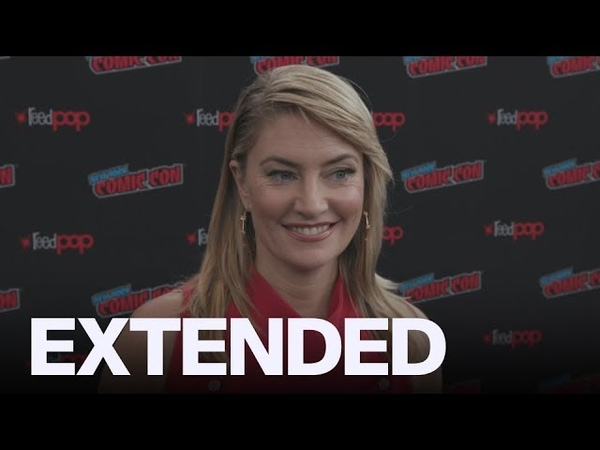 Madchen Amick Reveals Alice Cooper's Cult Connection | EXTENDED