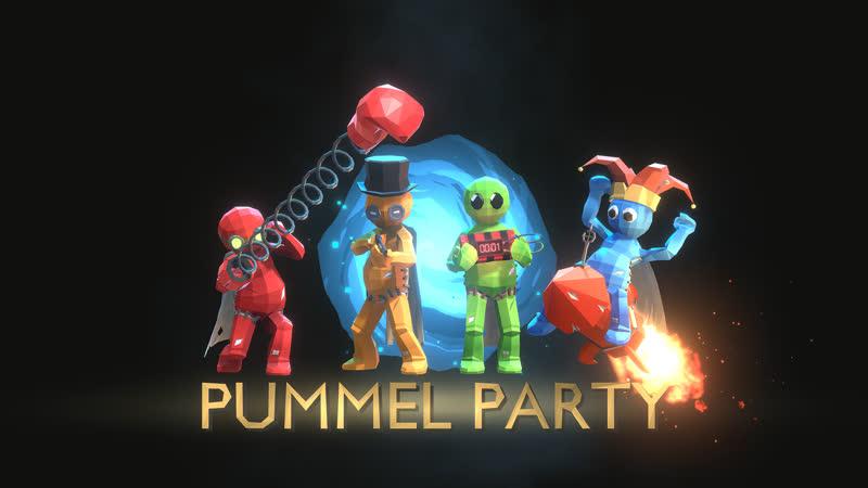 Понеслась.... (Pummel Party)