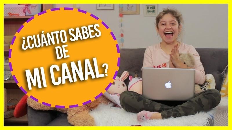 Karol Sevilla I Cuanto Sabes De Mi Canal I KarolTeLlama4