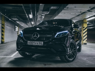 Mercedes-AMG GLE63 Coupe Stage2