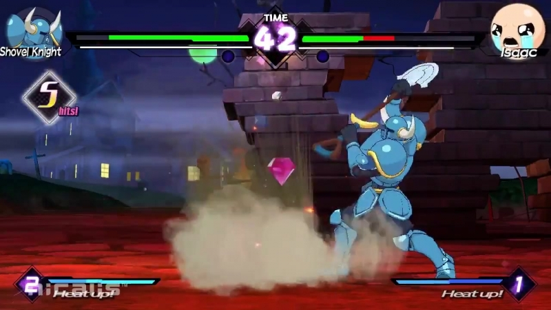 SHOVEL KNIGHT Bounces Into Action! - The valiant indie legend swings his Shovel Blade for everlasting peace! - Playable in Blade