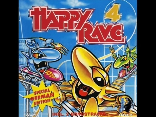 Happy Rave 4 Complete 15600 Min Rare Full Happy Hardcore (High Quality HD HQ 1996)