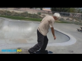 Old Man is Still a Gnarly Skateboarder