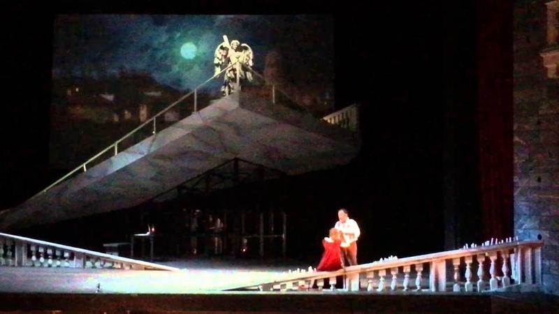 Puccini, Tosca - O dolci mani - Francesco Meli (LIVE)
