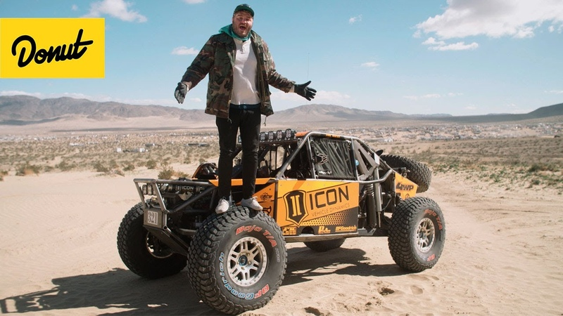 Is This 800HP LS Powered Ultra 4 the Best Off Road Vehicle | Bumper 2 Bumper