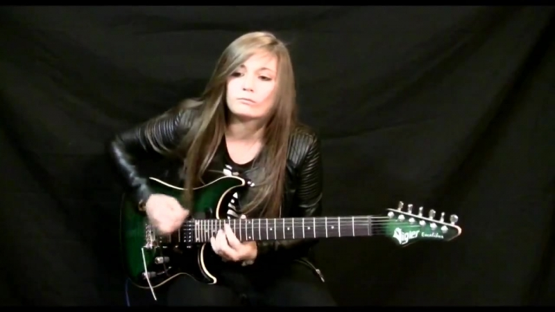 Gary Moore - The Loner Cover ( by Tina S)