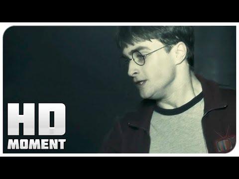 Дамблдор спасает Гарри - Гарри Поттер и Принц-полукровка (2009) - Момент из фильма