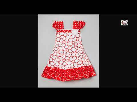 New Top 50 Cotton Frocks Designs For Baby Girls|| Simple Stylish Kids Cotton Dresses Ideas
