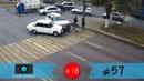 Новая подборка аварий, ДТП, происшествий на дороге, октябрь 2018 57
