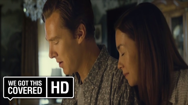 August Osage County Can't Keep It Inside Clip HD Meryl Streep Benedict Cumberbatch