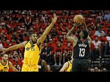 Utah Jazz vs Houston Rockets - Full Game Highlights Game 1 April 29, 2018 NBA Playoffs