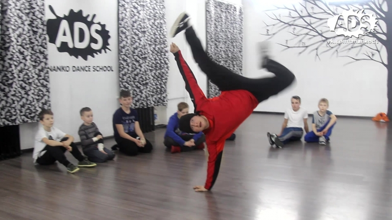 ANANKO DANCE SCHOOL_Break dance