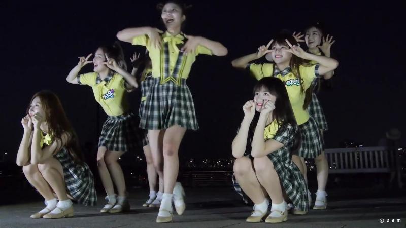 세러데이 Saturday - 묵찌빠 (여의도한강공원버스킹공연) 직캠 fancam
