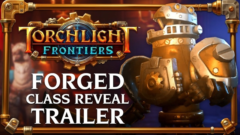 Torchlight Frontiers | Видео класса Forged