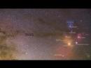 DEEP-SKY TIMELAPSE The Antares- Rho Ophiuchi region