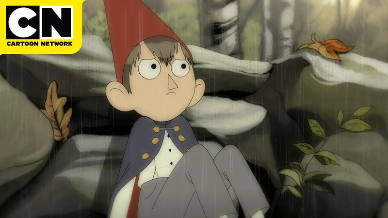 Over The Garden Wall | Ambient Loop | Rain | Chilltoons | Cartoon Network