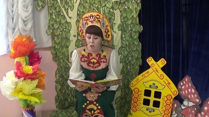 Визитка участницы конкурса воспитатель года 2018 Оксаны Пысиной