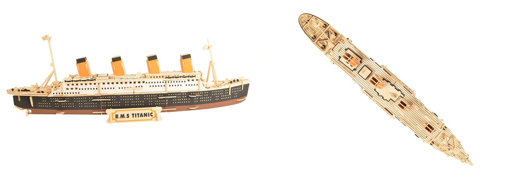 Конструктор New-Land Титаник 30064