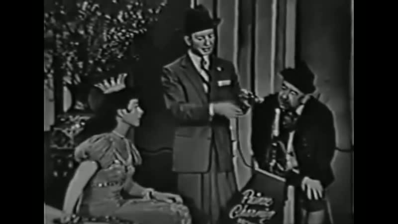 Donald OConnor on the Colgate Comedy Hour (1953), part 2