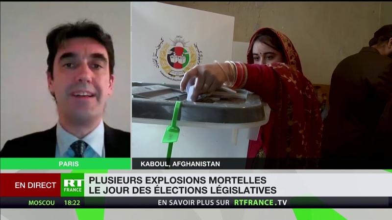 Des attaques endeuillent les élections législatives afghanes