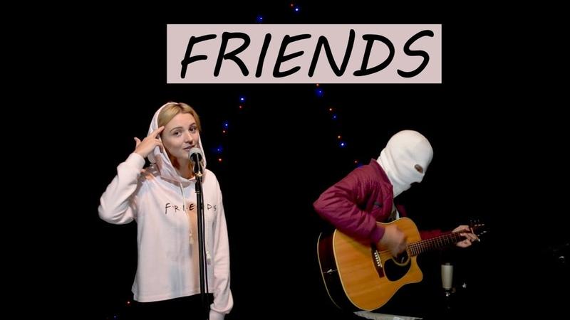 Marshmello Anne-Marie - FRIENDS (cover by SUPER-8 Dead Artist)