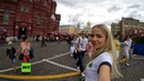 Straßenumfrage RT Deutsch überprüft sechs Behauptungen des Westens über die Fußball-WM in Russland