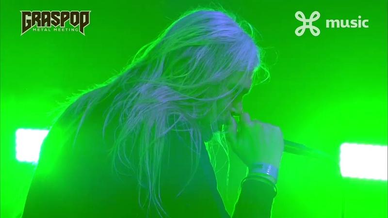 Asphyx Live at Graspop Metal Meeting 2018 (Full Show HD)