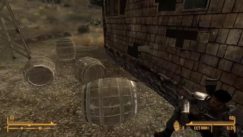 [Джек Шепард] Fallout New Vegas - Прохождение 4