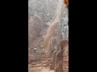 Floods in Petra 6.05.2018.