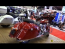 2018 Indian Chieftain Classic Walkaround 2018 Montreal Motorcycle Show