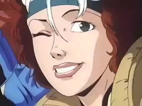 X-MEN (TV series) 1994 Japanese Opening