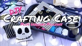 DIY - How to Make On the Go Craft Kit PLUS Cute Holiday Doll Pillows