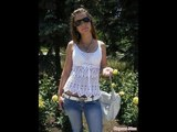 crochet blusa ligera verano 2018 how to do blouse ( with subtittles several lenguage)