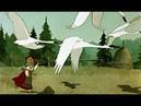 ГУСИ - ЛЕБЕДИ 1949 Мультфильм советский для детей смотреть онлайн