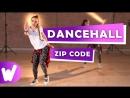Paso ZIP CODE - Cómo bailar Dancehall