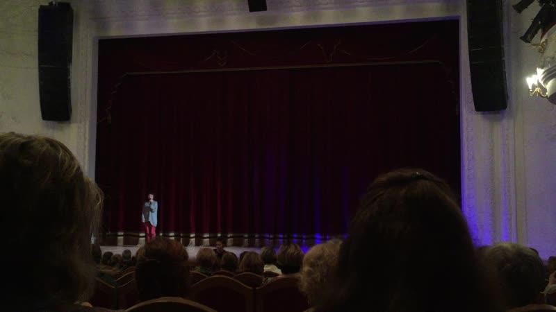 Бородино. Наброски людей, 3 декабря 2018г. Нижнетагильский драматический театр.
