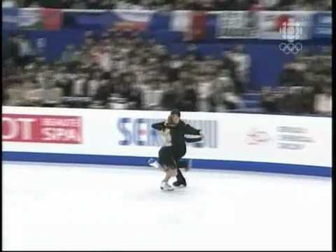 Tessa Virtue and Scott Moir OD 2007 World Championships