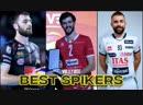 TOP 3 Best Spikers ● Statistics. Club World Championship 2018.