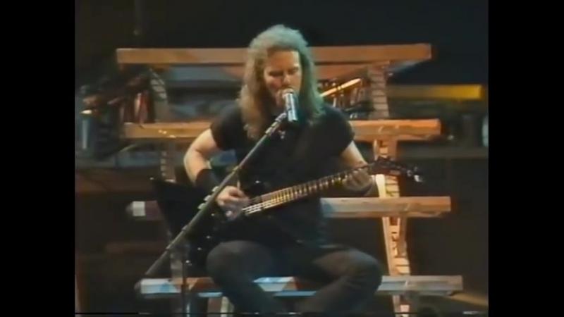 Metallica Mexico City Mexico 1993.03.01