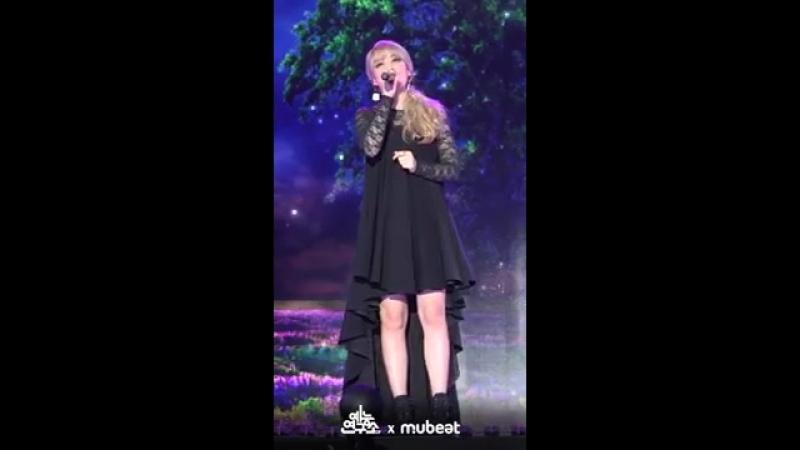 [Live Cam] Sohyang - Wind Song,소향 - 바람의 노래 Super Concert DMCF 2018