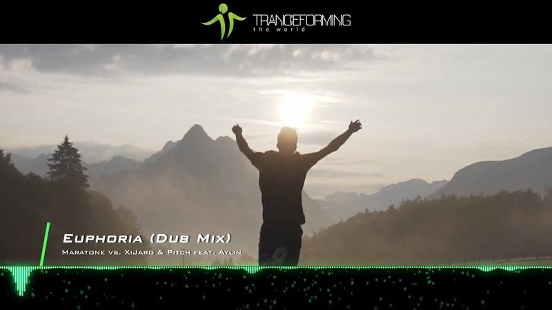 Maratone vs. XiJaro Pitch feat. Aylin - Euphoria (Dub Mix) [Music Video] [Abora Recordings]