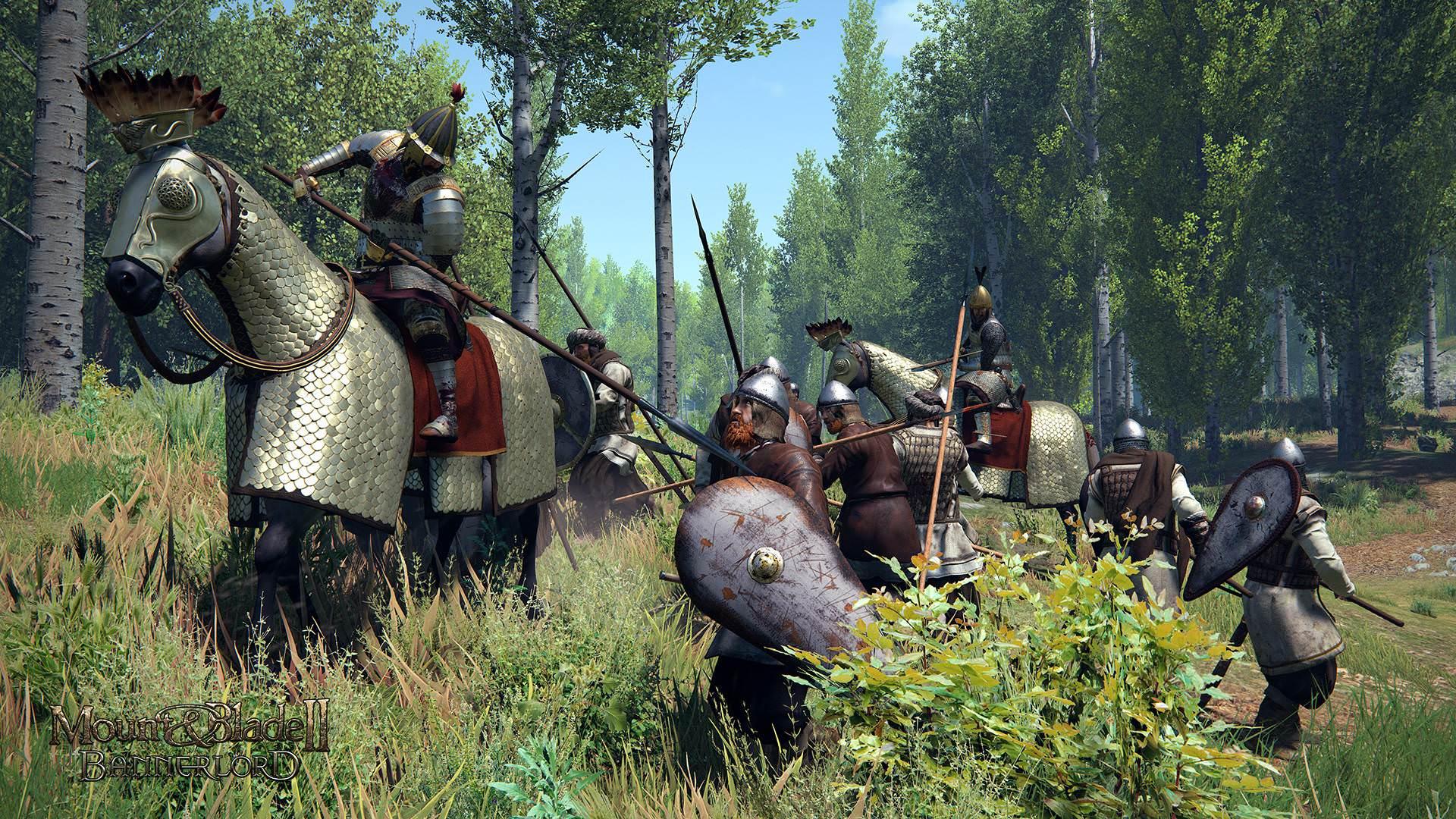 Mount & Blade II: Bannerlord - Gamescom 2018 Тизер одиночной кампании