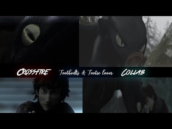 HTTYD Crossfire Collab w/Toothedts