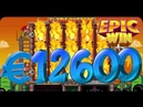 Flame busters (Thunderkick Gaming) €12600 BIG WIN