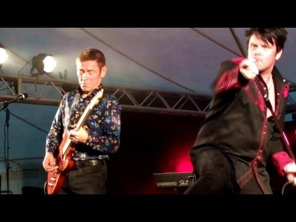 Ile Kallio Big Rock Band - Hot Wheels - Live@Keitele Jazz 27.7.2016