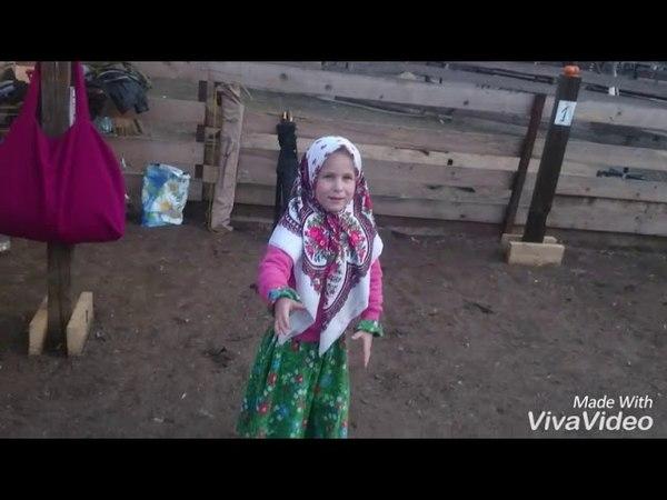 Юная ВОЛЧАТНИЦА Танюшка 😘 Доча Насти✌😜