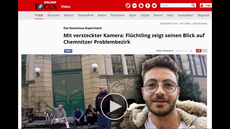 Unglaublich, - Lügenpresse - Beide, getrennt als Zeugen präsentierten Hetzjagd - Syrer kommen aus der gleichen Schauspielschule